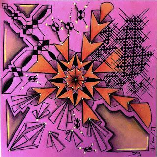 Refresher #88 with Patterns: XYP, Plates, Nine Patch, Riki Tiki, Triadz