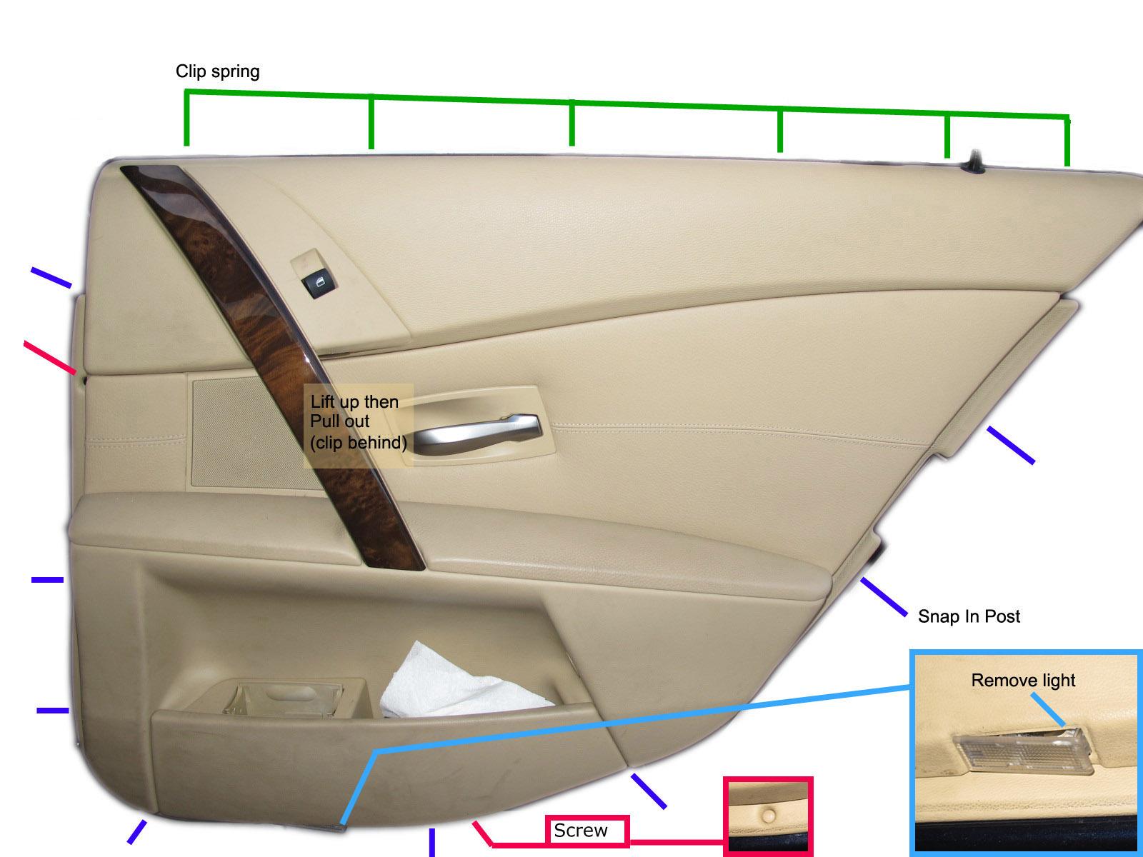 2007 Bmw 750li Headlamp Wiring Diagram Electrical 328i Sedan Interior