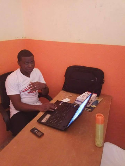 ShoutOut To Internet Marketer Ajeigbe Moruf As he Turns A Year Older Today
