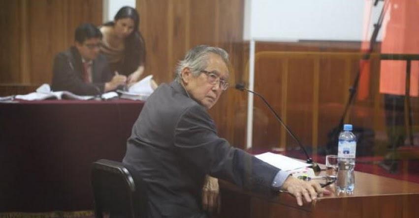 Alberto Fujimori no ha pagado nada de reparación de S/ 55 millones y sin embargo pretende que el Estado lo perdone