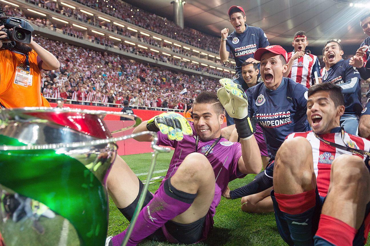 Felicitan a Chivas por título de Copa MX.