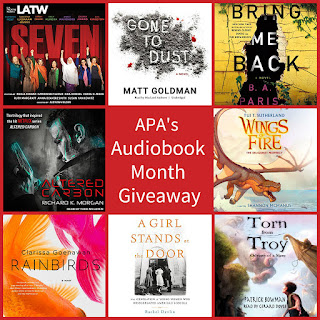 Celebrating June Is Audiobook Month 2018