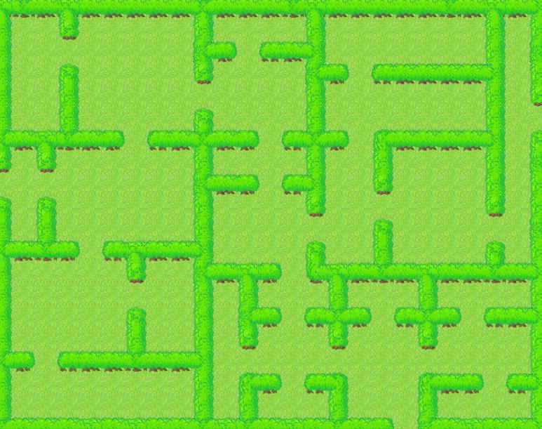 Text Maze Generator