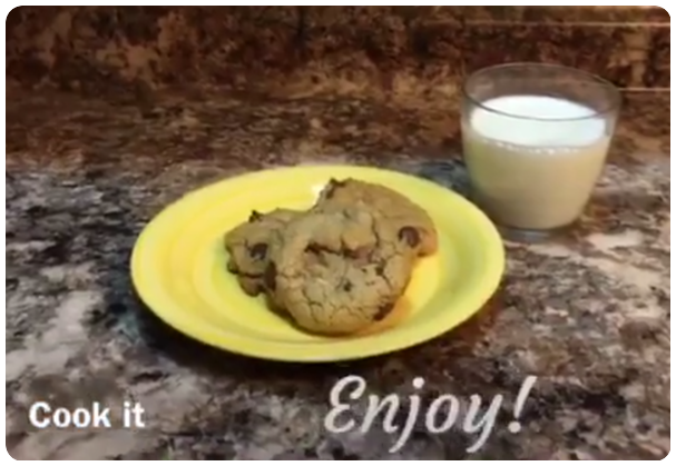 Connor's Favorite Chocolate Chip Cookies Recipe
