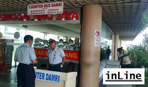 taksi bandara, tiket pesawat murah, damri bandara