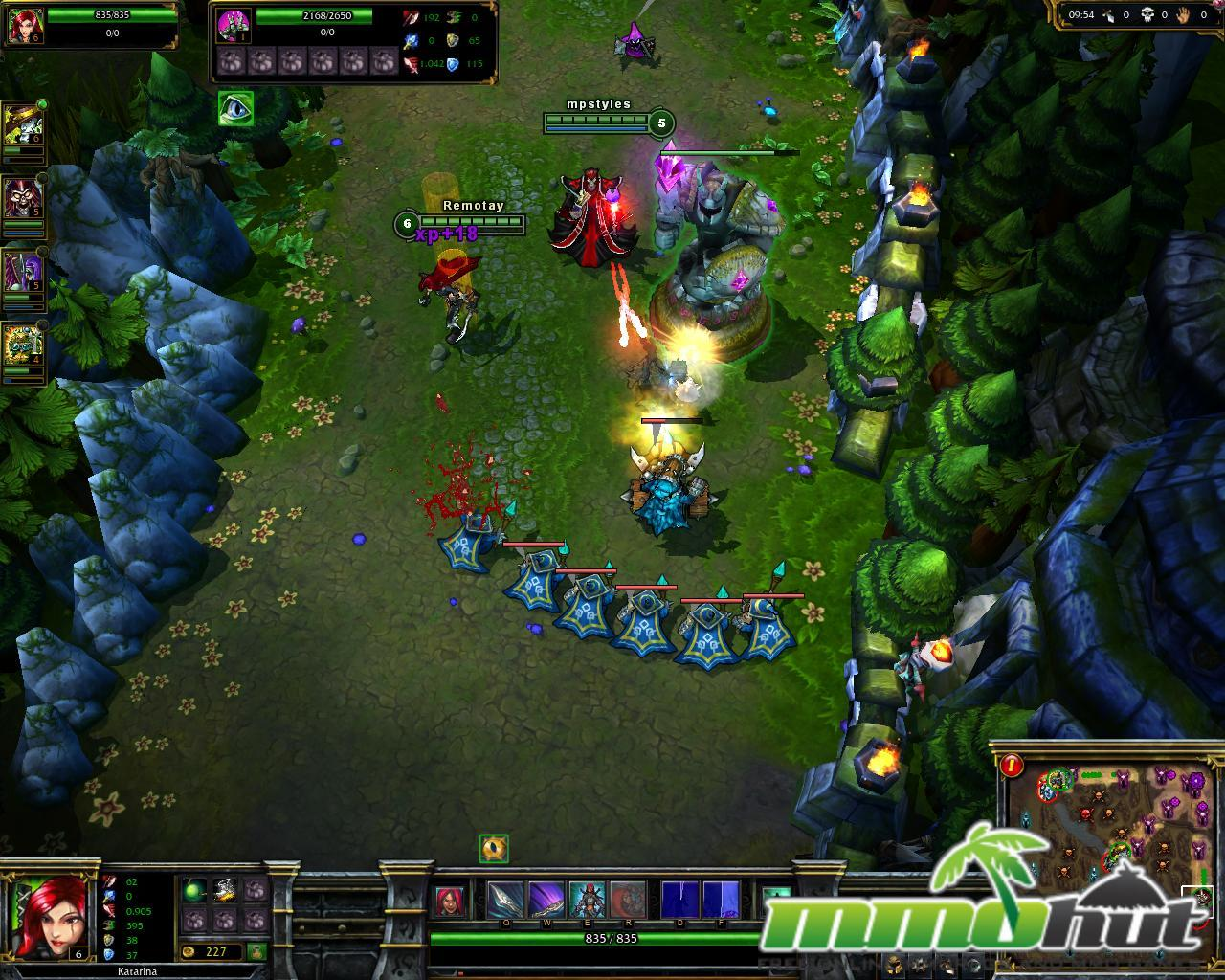 League Of Legends Online Game