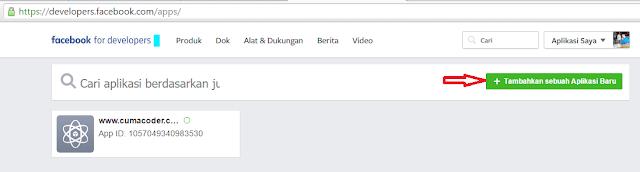 Tutorial Membuat Login Facebook Dengan PHP