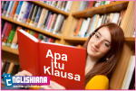 Pengertian dan Pembahasan Lengkap tentang Frase / Phrase dan Klausa / Clause dalam Bahasa Inggris beserta Contohnya