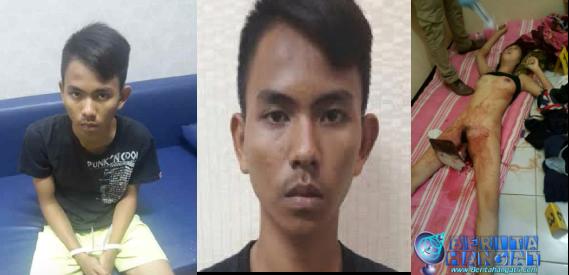Beritahangat5.com - Inilah Kronologi Pembunuhan Wanita Menggunakan Cangkul