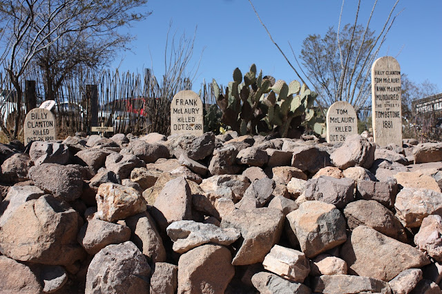 What to do in Tombstone, AZ: Boothill Graveyard