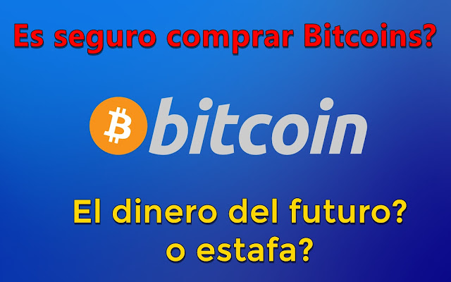 es seguro comprar bitcoins
