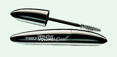 Deborah Definitive Volume & Curl Mascara