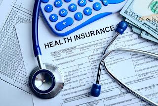 Paiement de l'assurance maladie