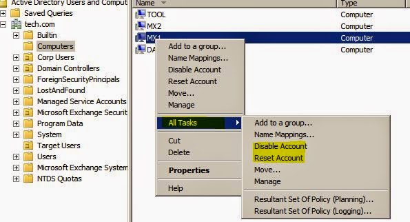 Rebuild Database Availability Group-Exchange 2010 | Unified