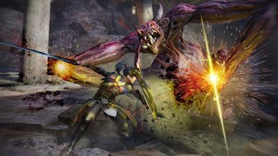 Toukiden 2 Game Image