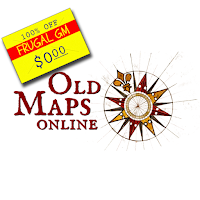 Free GM Resource: Old Maps Online