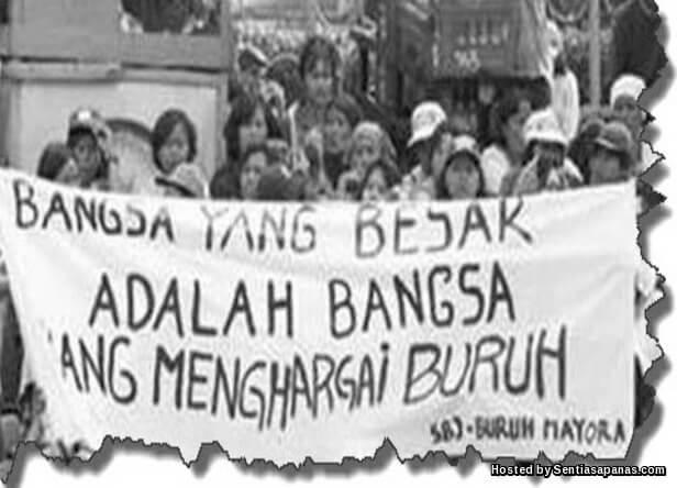 Sejarah Hari Pekerja