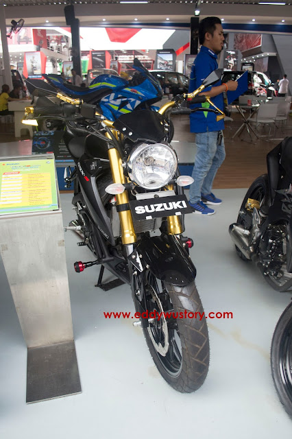 Mega Gallery Gsx S150 Modifikasi Suzuki Eddywustory Com