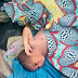 Photos: Man shares photos of beautiful newborn baby found dumped by roadside