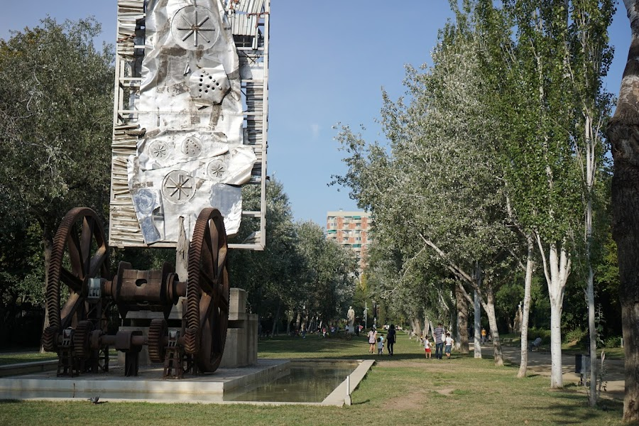 シウタデリャ公園(Parc de la Ciutadella)