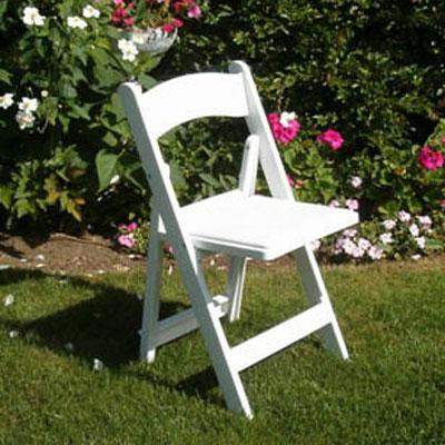 Newton Tents- Tent Rental Photos/Blog: White Garden Chairs