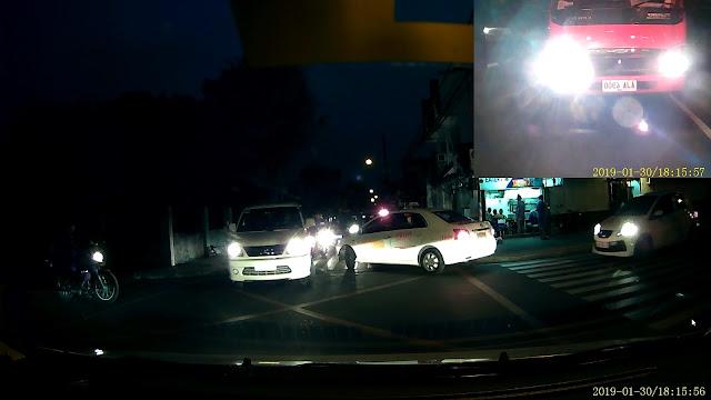 ekleva night vision dashcam