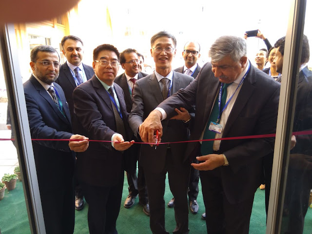HBL leads the way as the only bank with a branch in Gwadar and China