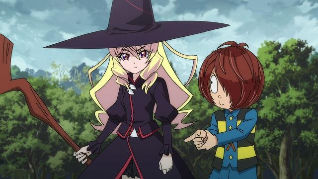 アニエスと鬼太郎