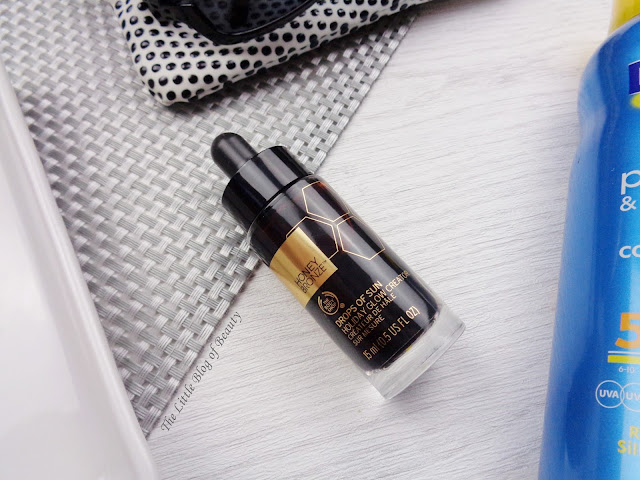 The Body Shop Honey Bronze Drops of Sun Holiday Glow Booster