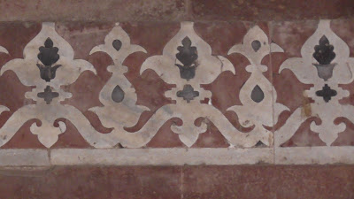 Art Work Old Fort Delhi India 930
