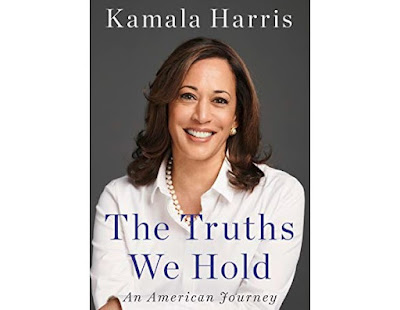 Kamala Harris - The Californian U.S. Senator - Book: The Truths We Hold - An American Journey