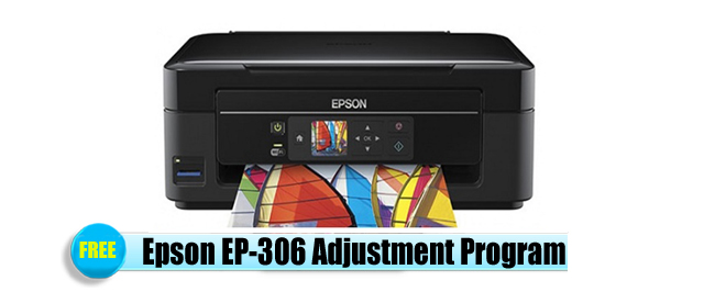 Epson EP-306 Adjustment Program