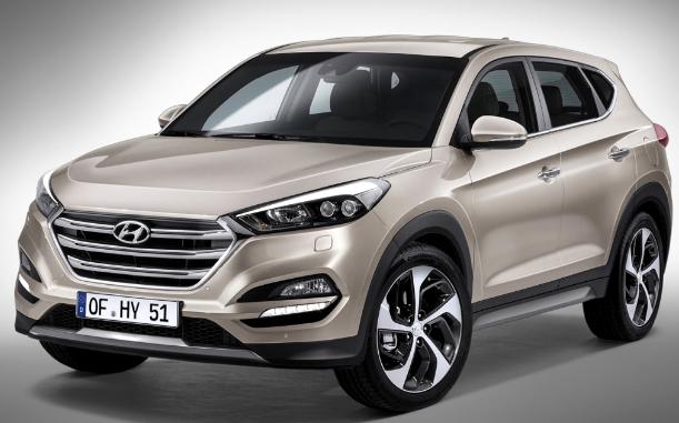 2019 Hyundai Tucson Design