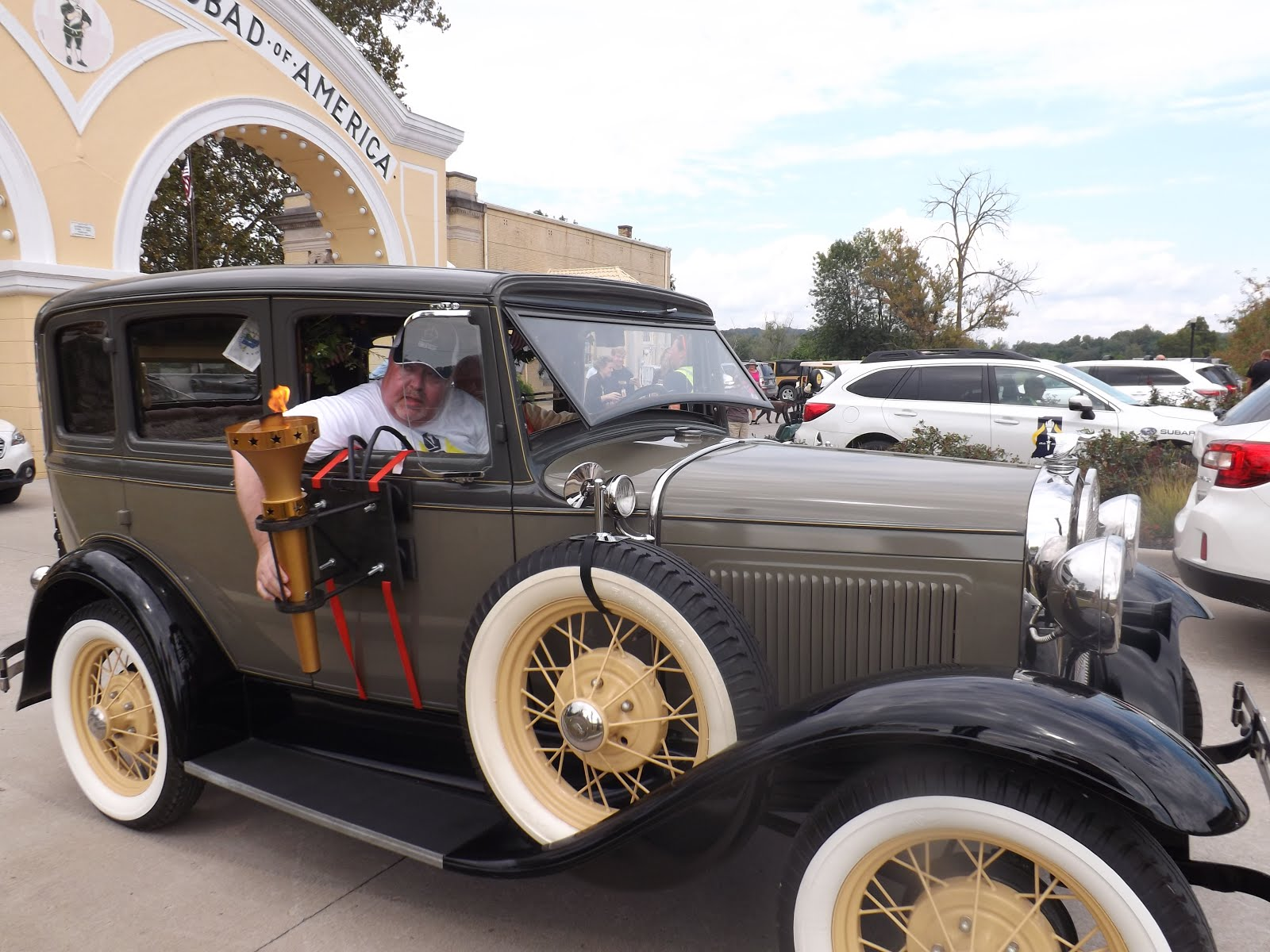 French lick antique car show