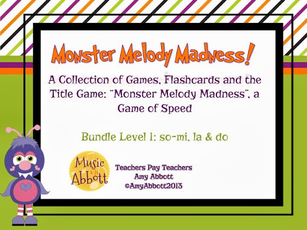 Monster Melody Madness