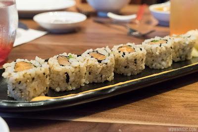 sushi roll, cara membuat sushi di rumah, resep sushi