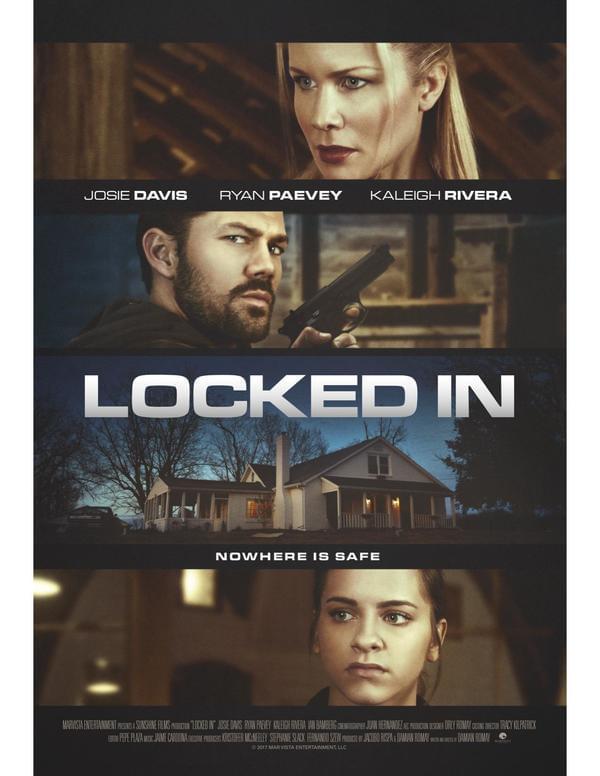 Xem Phim Đã Khóa Trái - Locked In