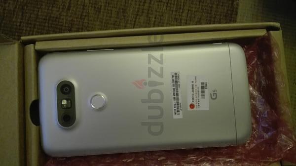 LG G5 live images