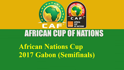African Nations Cup 2017 Gabon (Semifinals Winner Match (26)- Winner Match (27)