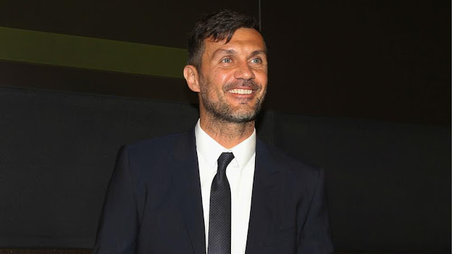 Paolo Maldini returns to AC Milan
