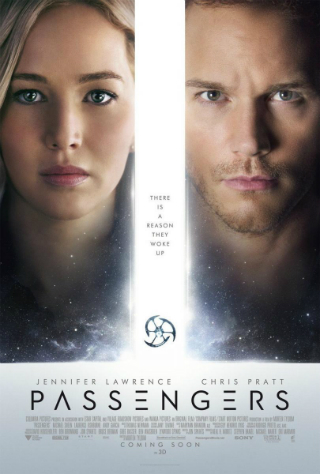 Passengers [2016] [DVDR] [NTSC] [Custom HD] [Latino 5.1]
