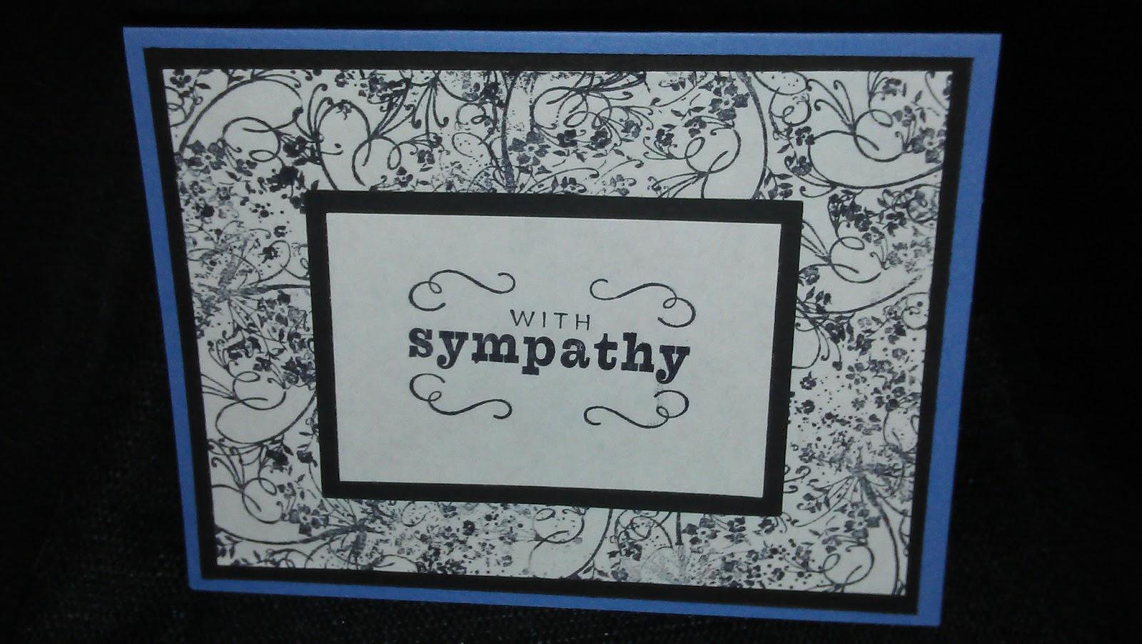 cajun girl creations handmade sympathy cards