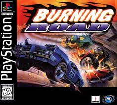 Burning Road - PS1 - ISOs Download