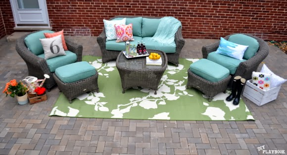 Patio Reveal: Before & After Pictures
