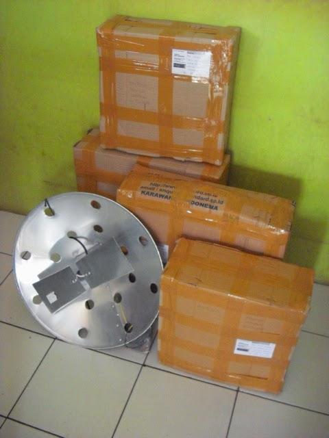 Paket Antena TV Wajanbolic siap Kirim