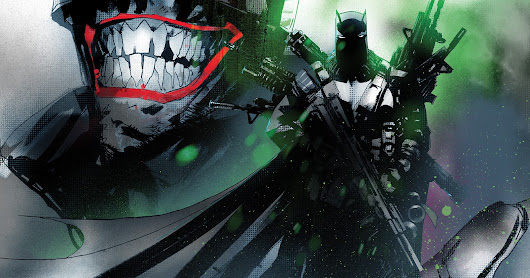 PREVIEW: THE BATMAN WHO LAUGHS #2