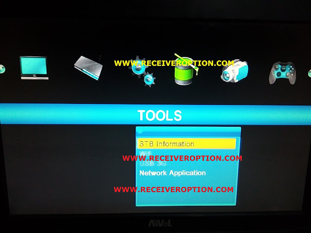NEOSAT 550 HD SUPER RECEIVER AUTO ROLL POWERVU KEY NEW SOFTWARE