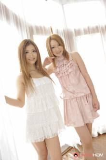 Hibiki Ohtsuki and Uta Kohaku get collectively in a sizzling foursome