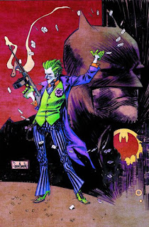 Detective Comics - Joker Cover
