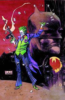 Detective Comics - Joker Cover